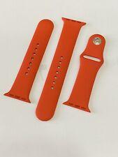 Apple Watch cinturino originale ARANCIONE 38/40mm
