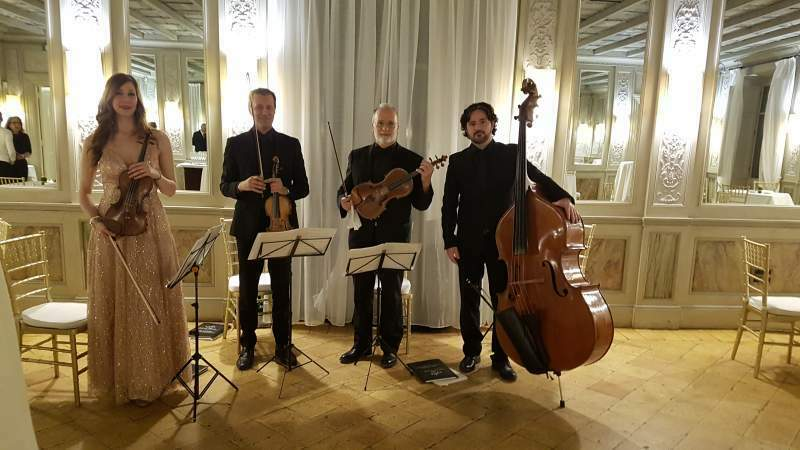 Quartetto per matrimoni frosinone