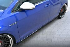 Vw golf vii r (facelift) - diffusori racing minigonne