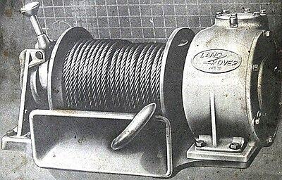 LR Optional Equipment