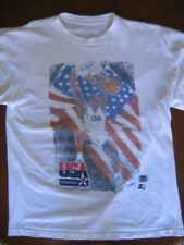T-Shirt STARTER Basket NBA Vintage DREAM TEAM USA - XL