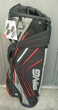GOLF Sacca Ping Latitude black\red\charcoal
