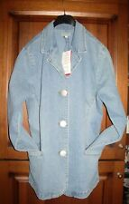 Giacca donna b-52 jeans cotone elast.jeans tgxl - nuovo