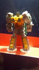 Transformer Cyberverse Happy Meal McDonald's