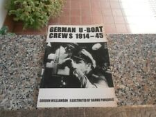 German U-Boat crews 1914 - 45