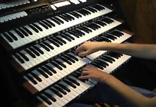 Organista professionista per musica funerali e cerimonie