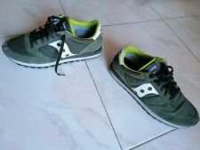 FRED PERRY 43 bianche - SAUCONY 43 Verdi