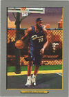 Topps Rookie LeBron James Basketball Trading Cards