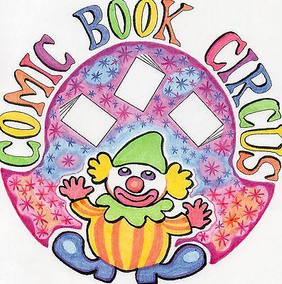 COMIC BOOK CIRCUS