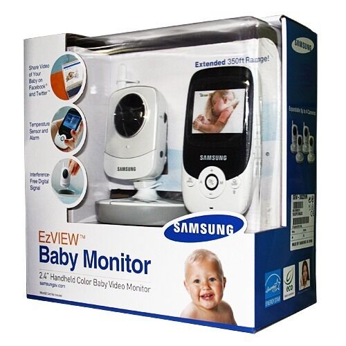 top 5 samsung baby monitors ebay. Black Bedroom Furniture Sets. Home Design Ideas