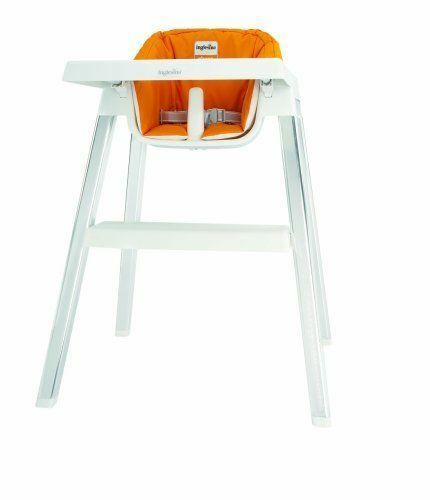 Perfect For Babies Up To 33 Lbs, The Inglesina Club High Chair Is  Versatile. Parents Can Use The High Chair With Or Without The Tray For  Convenient ...