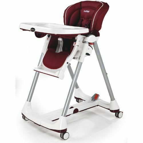 Top 5 high chairs for babies by peg perego ebay for Chaise haute peg perego pas cher