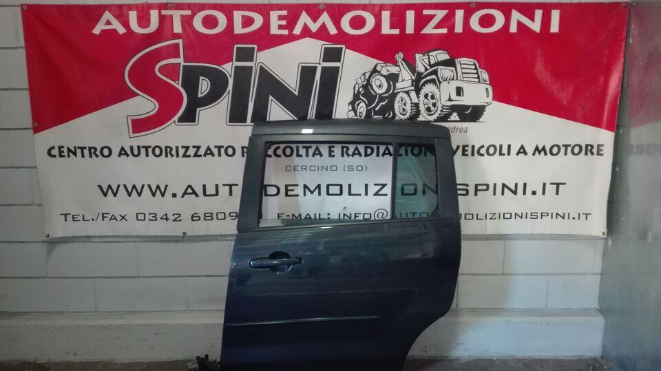 Portiera posteriore SX Mazda 5 del 2006