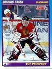 Score Rookie Hockey Trading Cards Dominik Hasek