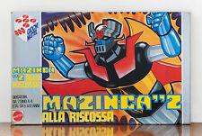 Gioco in scatola Mazinga Z Alla Riscossa Mattel 1979 (COMPLETO)