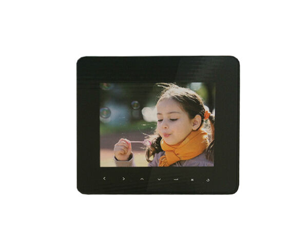 for the ability to share photos and video files the coby dp870 digital photo frame works with jpeg files avi movie files and mp3wma audio files - Electronic Picture Frames