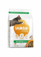 Iams for Vitality Cat Base Adult All Breeds Salmon 3 Kg