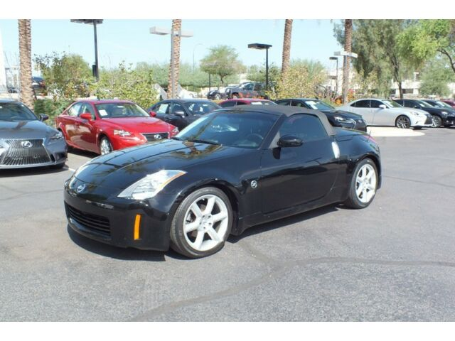 2005 nissan 350z one owner low miles arizona car clean carfax beautiful used nissan 350z. Black Bedroom Furniture Sets. Home Design Ideas