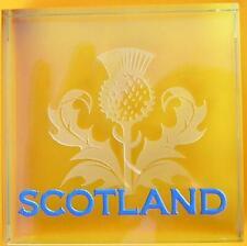 Souvenir emblema Scotland Thistle guardian cardo Scozia