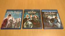 Film Blu-ray di Harry Potter