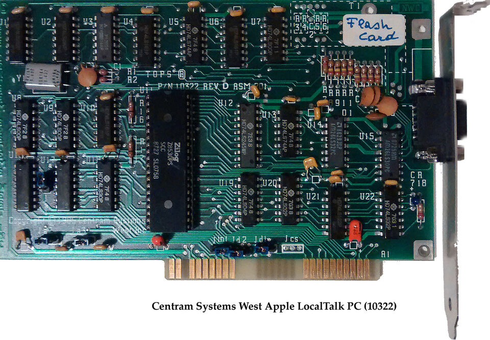 Schede vintage usate per PC XT/AT (2)