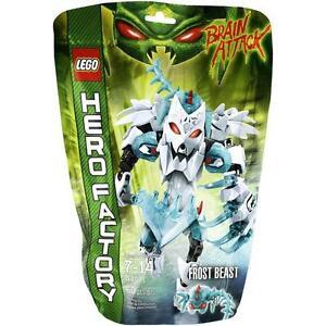Lego Hero Factory Frost Beast 44011 For Sale Online Ebay