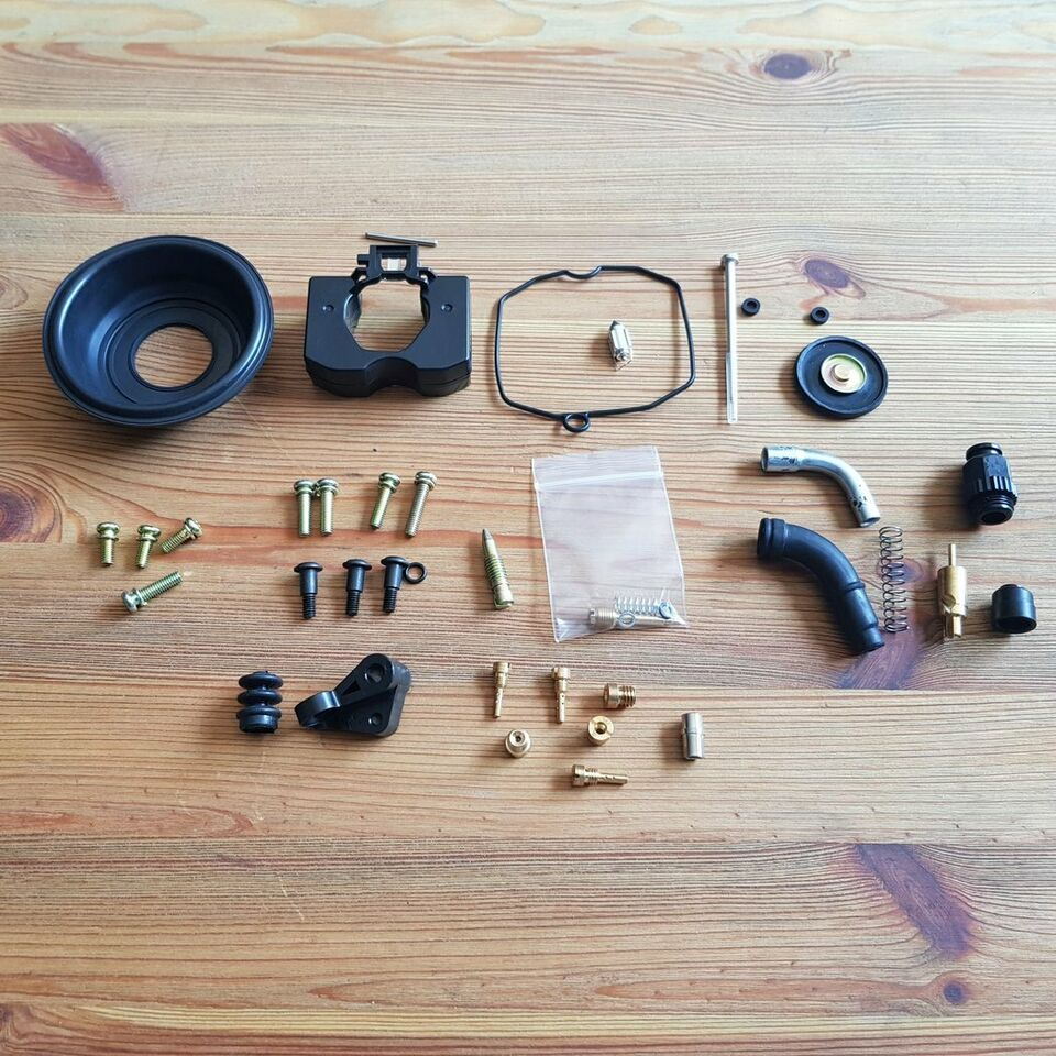 Kit completo revisione carburatore harley -...