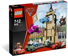 LEGO Cars 8639 - L'Evasione di Big Bentley (MISB)