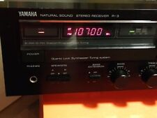 YAMAHA R-3 Natural Sound - SintoAmplificatore del 1985 - 35W RMS