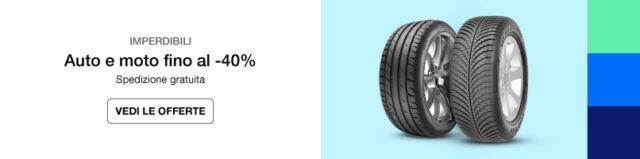 Auto e moto fino al -40%