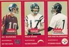 Professional Sports (PSA) Fleer 10 Football Trading Cards