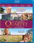 Quartet (Blu-ray Disc, 2013, Canadian)