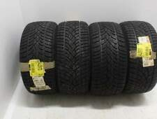 Kit di 4 gomme nuove invernali 245/40/17 Dunlop