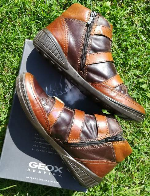 GEOX 39 pelle top quality! indossate a Montereale Valcellina Kijiji: Annunci di eBay
