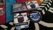 Driver psx ps1 playstation 1 gioco completo originale
