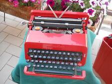 Riparazione manutenzione restauro macchina scrivere meccani