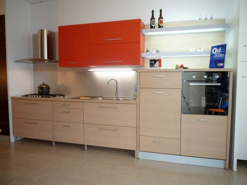 Cucina Rovere Sbiancato.Beautiful Cucine Moderne Rovere Sbiancato Ideas Comads897