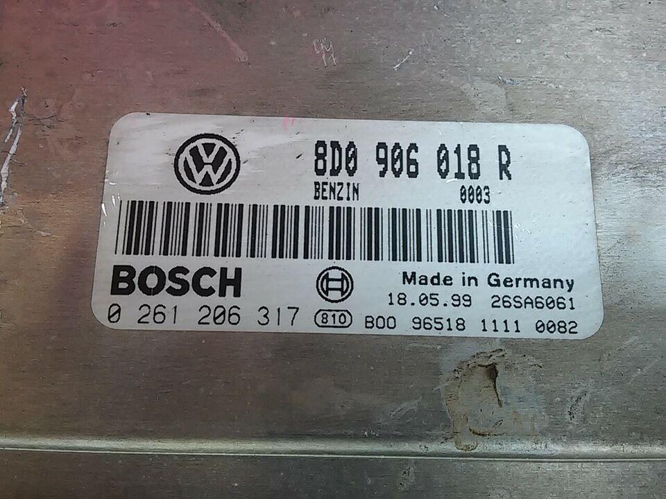 Centralina Motore Volkswagen Passat 1.8 20v 99 8D0906018R 2