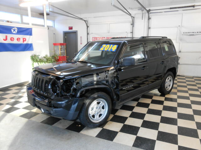 2014 jeep patriot 16k clear title no reserve salvage for Troya motor cars utica ny