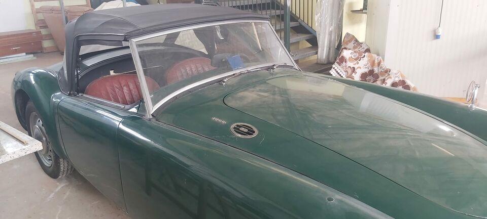 Mg A 1622 del 1968 roadster conservata