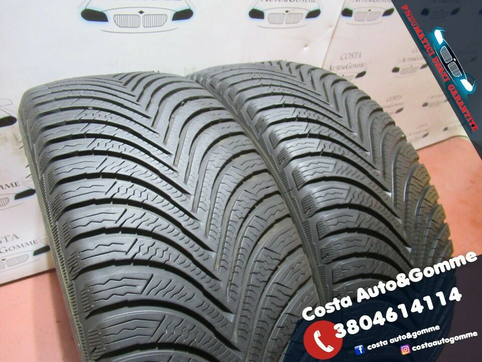 Gomme 205 45 16 Michelin 2016 85% 205 45 R16 3