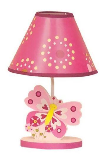 lambs ivy bedtime originals pink butterfly. Black Bedroom Furniture Sets. Home Design Ideas
