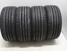 Kit di 4 gomme usate235/45/17 Dunlop