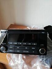 Autoradio mp3 con supporto 2 din. Mitsubishi asx