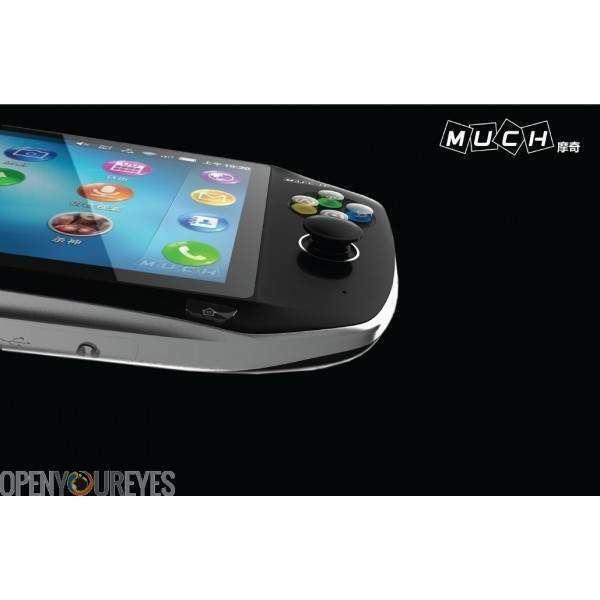 Much i5 - Phablet Phone Mobile RetroGame Console CPU Quad Core