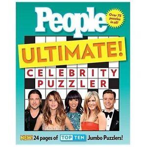 Crosswords Crossword Puzzle Celebrity Printable People ...