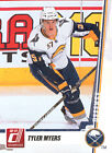 Tyler Myers Not Autographed Original Hockey Trading Cards