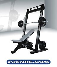 Power rack half macchina palestra fitness v3erre no technogym