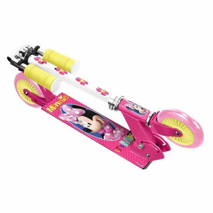DISNEY MINNIE 2-wheel folding scooter 2