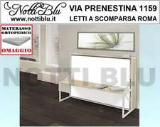 Letto a Scomparsa 2 piazze francese Smart Beds